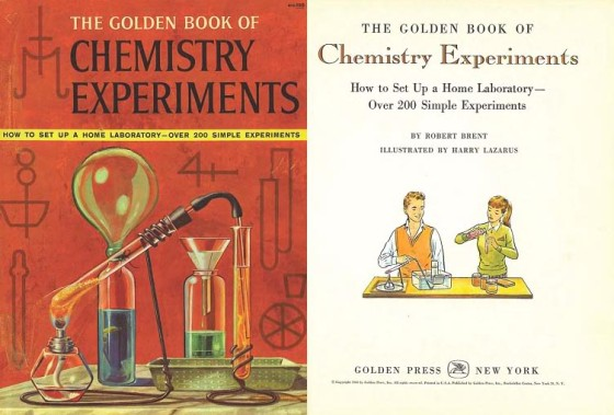 Golden Book of Chemistry Experiments – Free Download – Snipe Net
